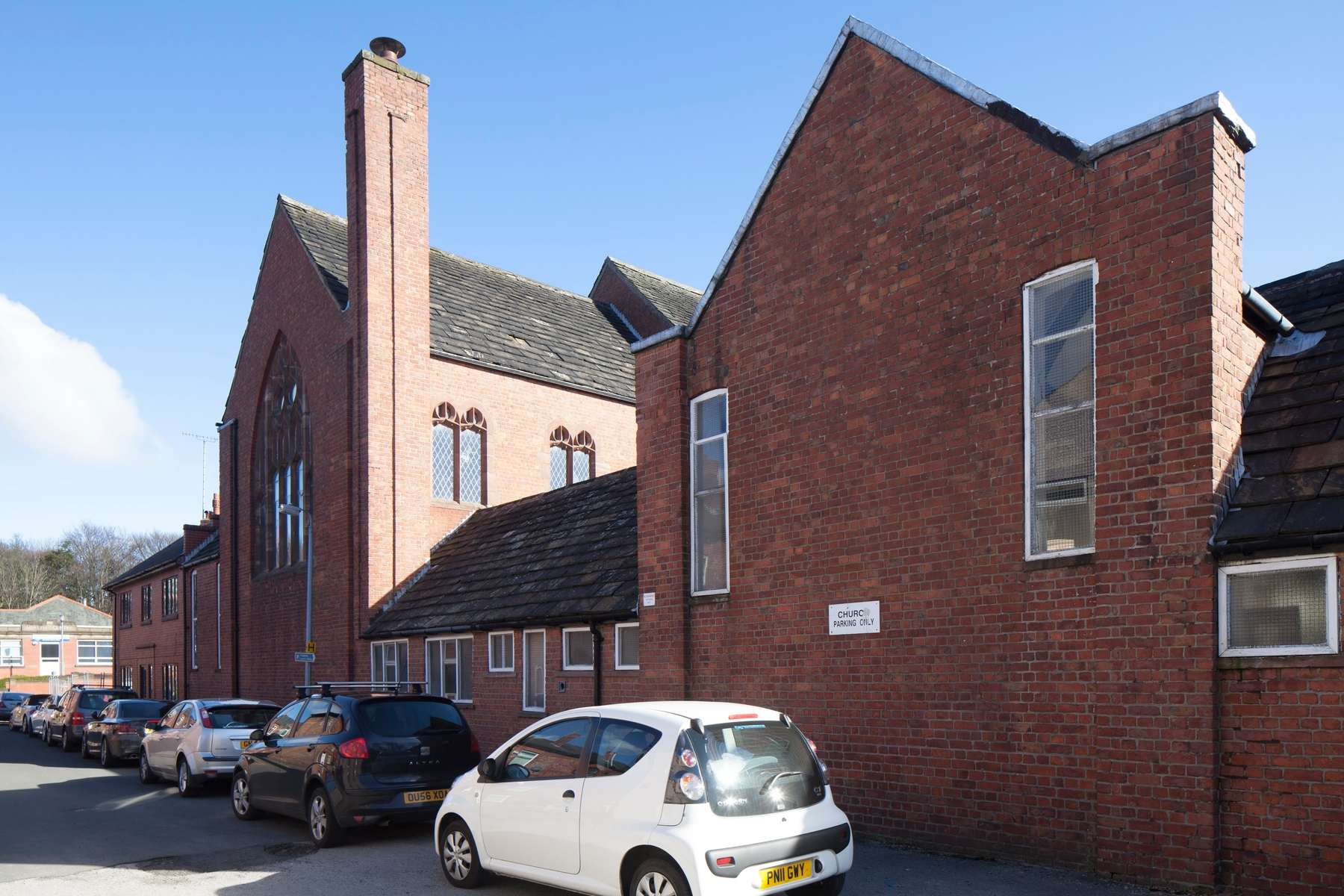 Long Street Methodist Church and School Middleton 58